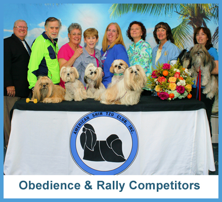 Rally & Obedience Group